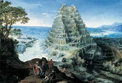 Der Mythos Vom Turmbau Zu Babel