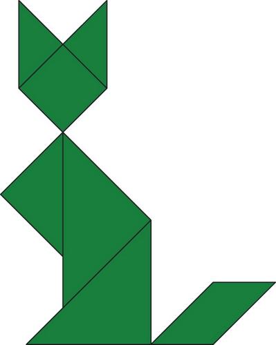 tangramein legespiel