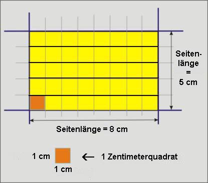 Quadratzentimeter Berechnen : messen und berechnen von fl chen ~ Themetempest.com Abrechnung